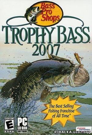 Игра Bass Pro Shops Trophy Bass 2007